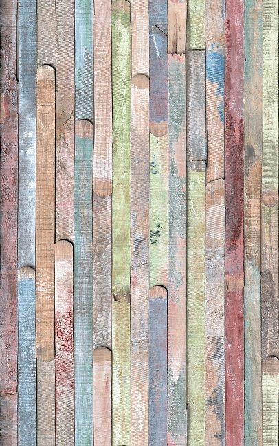 Sisustusmuovit - d-c-fix värillinen puu