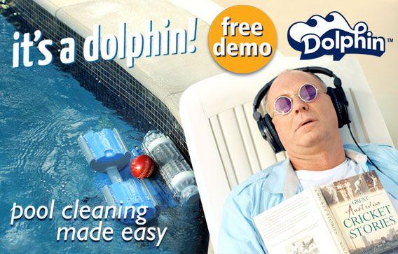 mydolphin.com.au | Dolphin Pool Cleaners