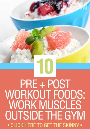 Learn how to fuel your body both before and after your workout for optimal results!