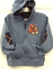 Felpa con cappuccio bambino Skylanders Giants 8 anni idea regalo abbigliamento | eBay