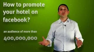 Promote your hotel on Facebook | Revenue Management Series
