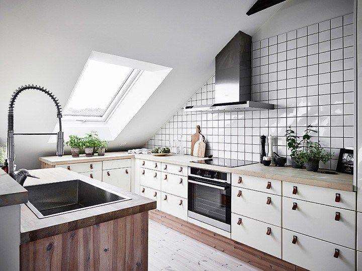 6 Claves Para Una Cocina Blanca Nordica Cocinas Blancas