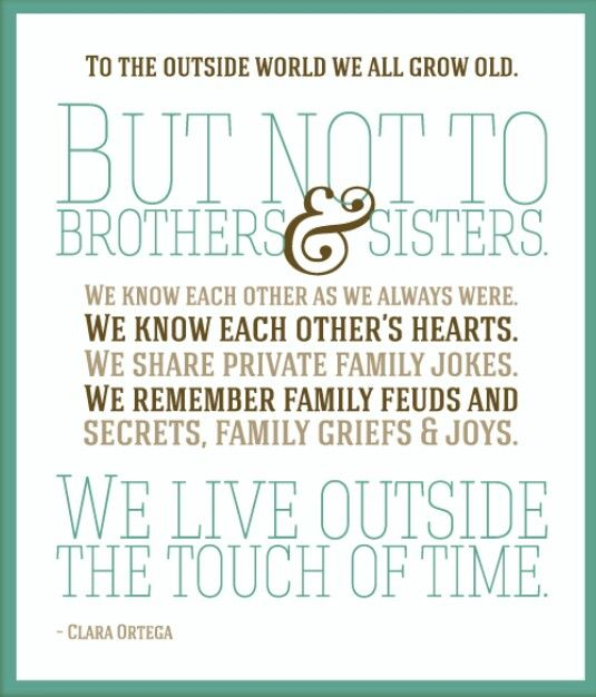 We Are Brothers From Different Mothers Quotes: 25+ Best Brother To Sister Quotes On Pinterest