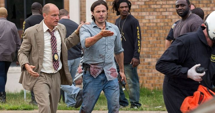 'Triple 9' Trailer Puts Casey Affleck in the Line of Fire -- Casey Affleck stars as a cop trying to survive in a unit full of corruption in the new green band trailer for 'Triple 9'. -- http://movieweb.com/triple-9-movie-trailer/