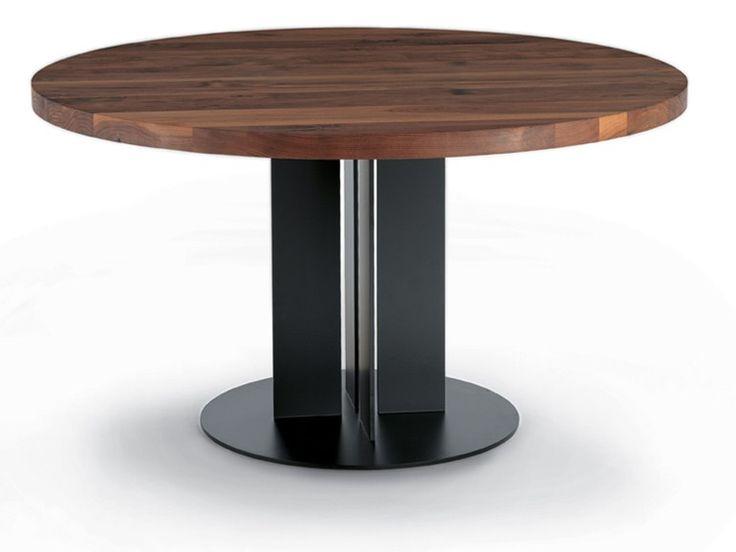 1000+ ideas about Table Ronde En Bois on Pinterest  Table ronde bois, Maison