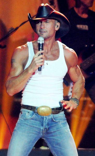 Tim McGraw- .