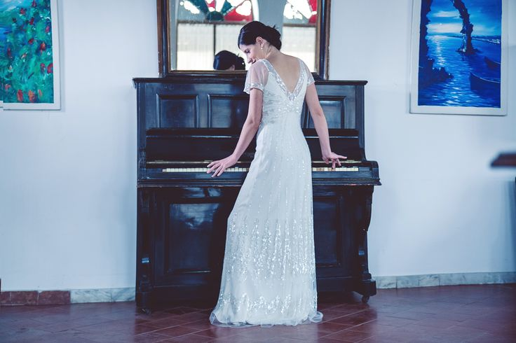 Jenny Packham Foxglove Wedding Dress