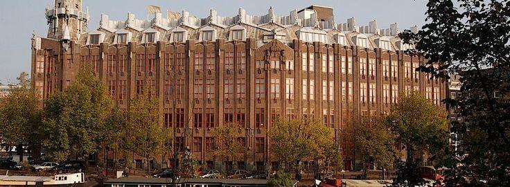Grand Hotel Amrâth Amsterdam - Facade