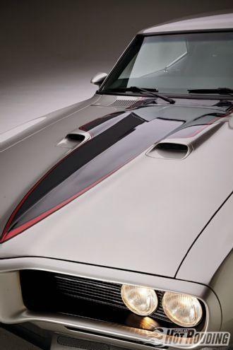 1968 Pontiac Firebird Hood