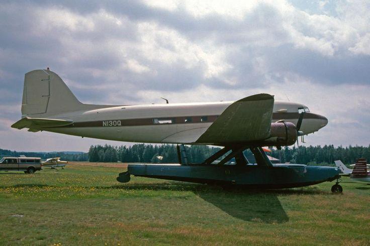 """So Many Aircraft on Twitter: """"DC3-G202A, N130Q, s/n 11761 @ Greenville Muni (3B1; Greenville, ME). Originally C-53D-DO, 41-68834. http://t.co/iyRYNrowdX"""""""