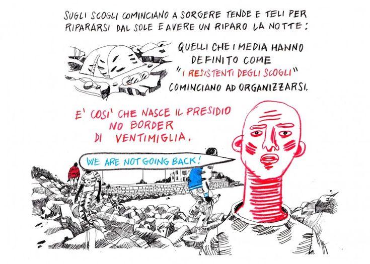La bolla di Ventimiglia | Graphic News