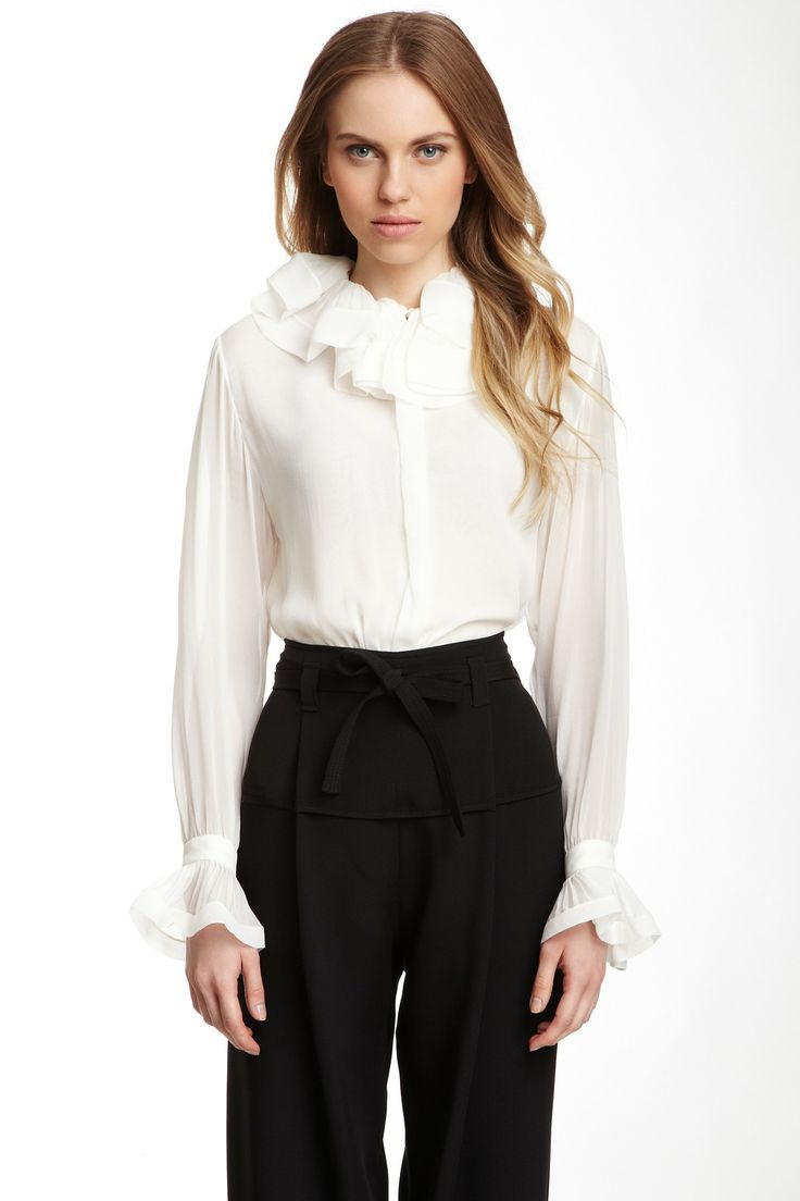 Shop for ruffle blouse at sportworlds.gq Free Shipping. Free Returns. All the time.
