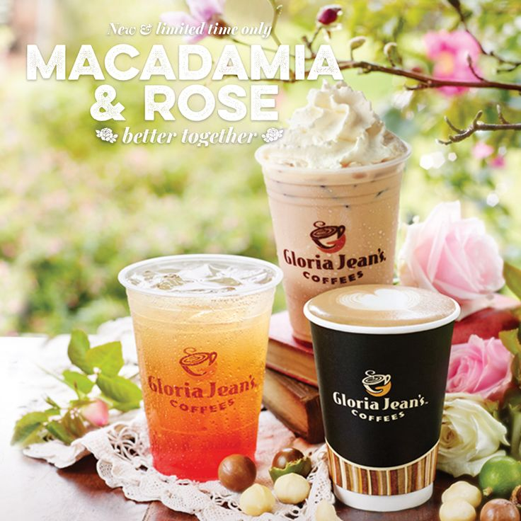Did you get a chance to try the Gloria Jeans 'Macadamia & Rose' range? We ran a Facebook and Instagram campaign to promote the new range.
