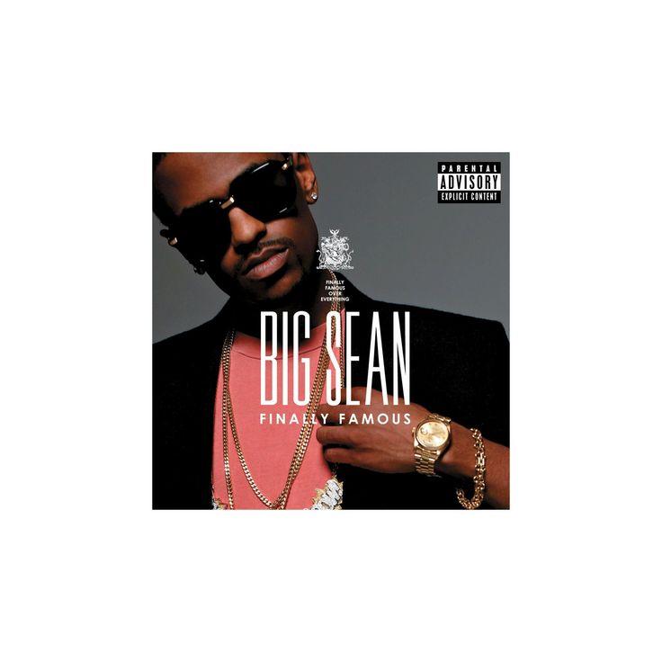 Big sean - Finally famous [Explicit Lyrics] (CD)