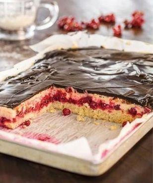 Schneewittchenkuchen - I can't pronounce it, but I want it! Muttis Geburtstag