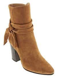 Canton Boot / @bananarepublic