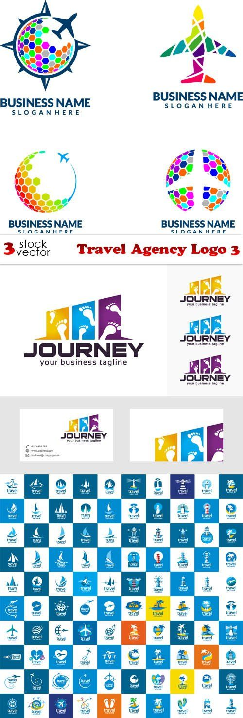 Vectors - Travel Agency Logo 3