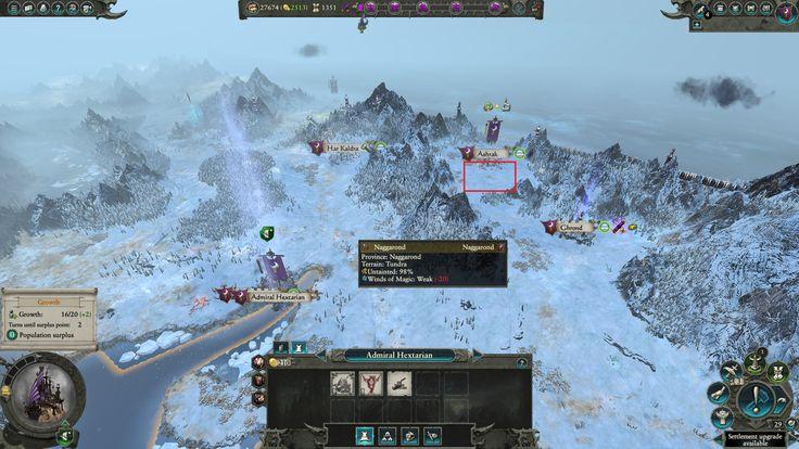The Black Ark recruitment/replenishment radius is barely visible on snow maps.