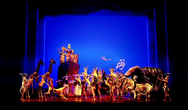Der ewige Kreis  Das Musical Disneys Der König der Löwen im Stage Hafentheater in Hamburg.  #Disney #König #Löwen #Löwenkönig #Musical #Hamburg #Hafen #Stage #Entertainment #Simba #Nala #Mufasa #Scar #Afrika #StageEntertainment #Show