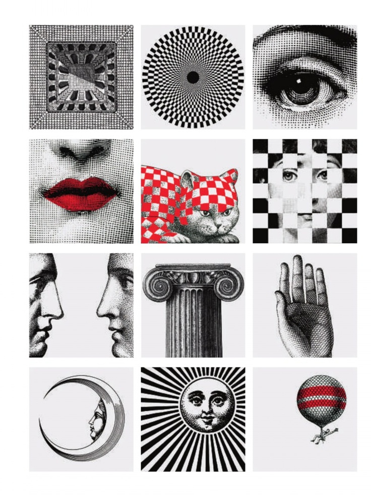 17 best images about headboards on pinterest white - Fornasetti mobili ...