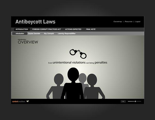 E-learning | UI Design, Storyboarding, Animation on Behance