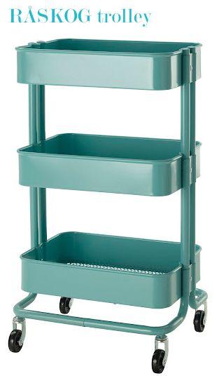 raskog trolley- need this!