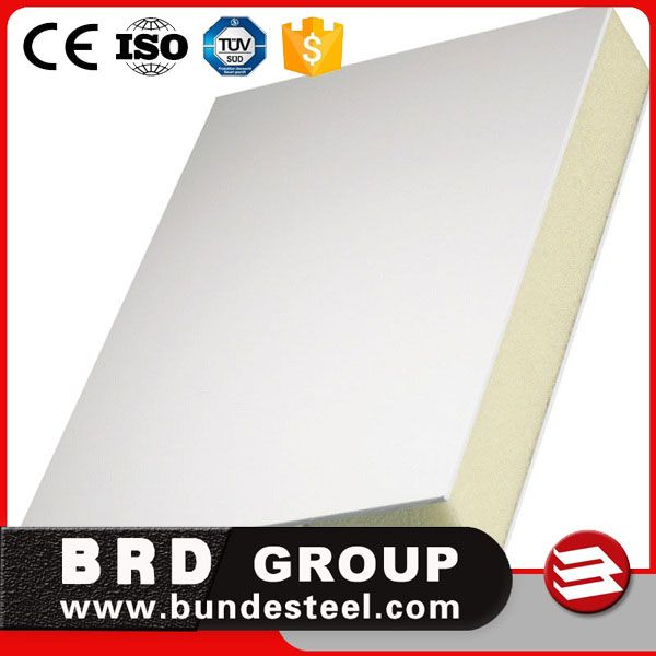 FRP Insulated Wall PU Sandwich Panel for Trailer