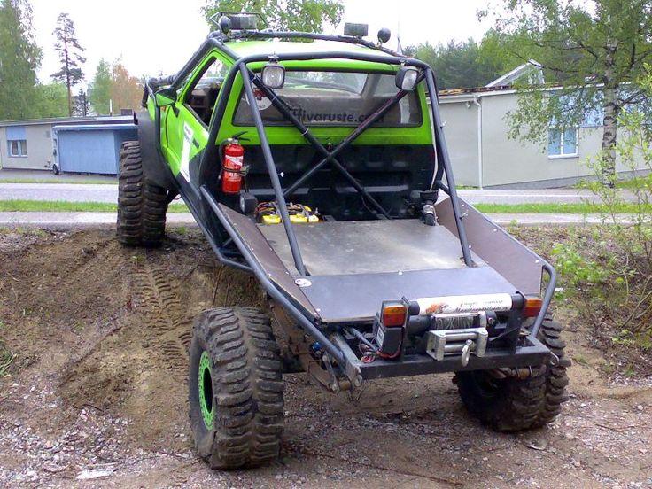 Off-road Truck | S10 Offroad build Inspiration | Pinterest ...