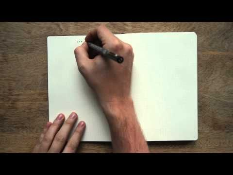 Bullet Journal – zaplanuj swoje życie! fajny filmik
