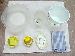 Montessori Table Washing - Care of Environment