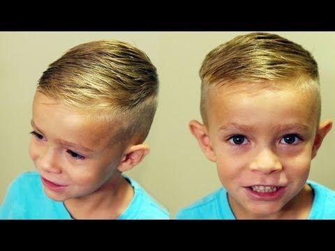 DIY How to Cut Boy's Hair