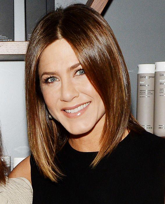 Lobs We Love: Jennifer Aniston #InStyle