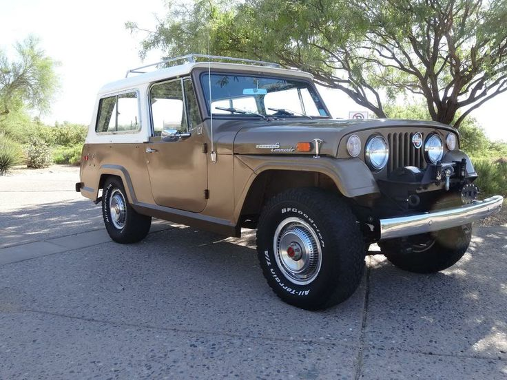 jeepster commando 1970 jeepster commando deluxe wagon. Cars Review. Best American Auto & Cars Review