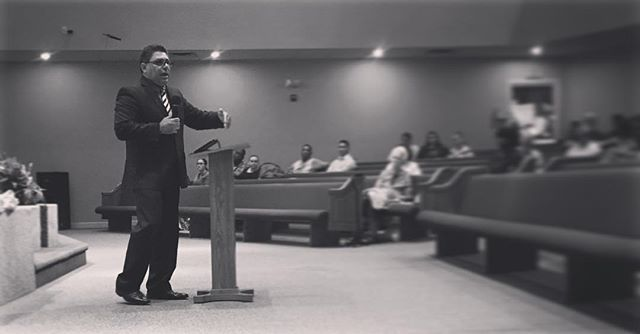 Pastor Maldonado reminded the church that, by the grace and mercy of God, we have been grafted into the promise! #powertruthlove #romanstitusvillepentecostalshttps://www.instagram.com/p/BVD5pgfAxMr/