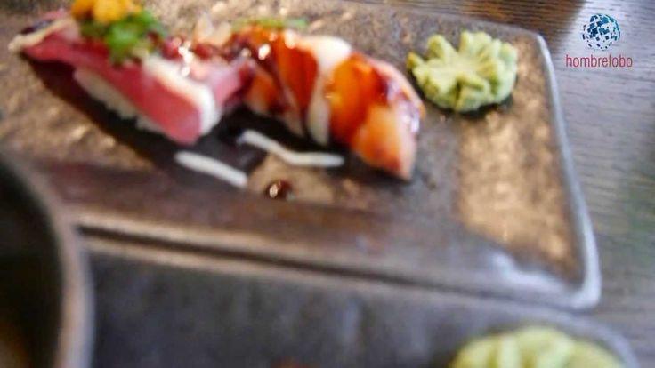 East Coast, restaurante Japonés en Hamburgo (atentos al postre)