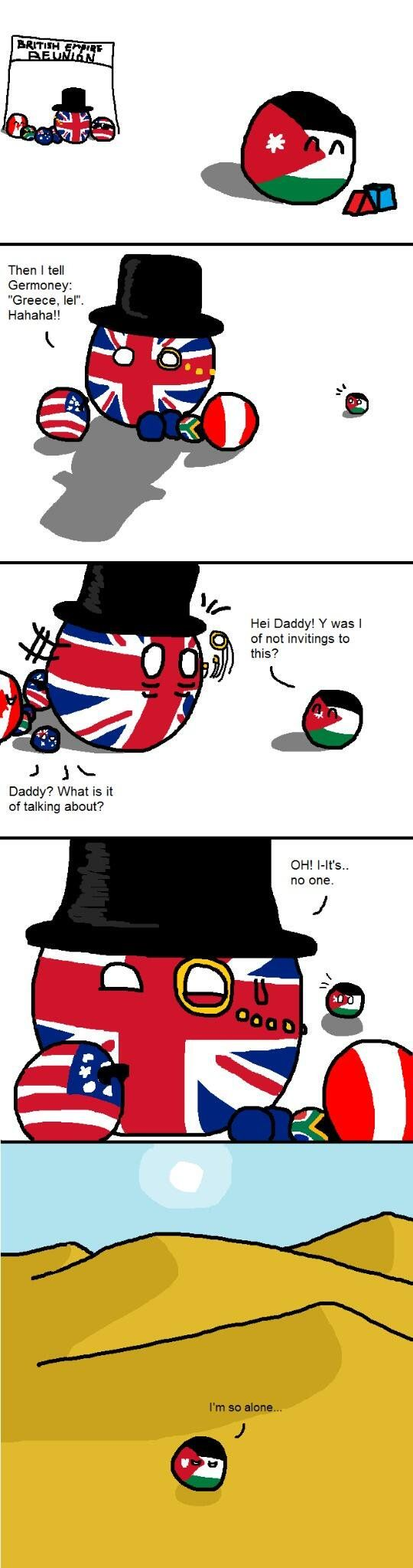 "Jordanball on Twitter: ""The daily of comics. #polandball #jordanball #jordan #meme #followme #follow #meow #UKBall #wtf #UK #Commonwealth http://t.co/9STvRctGzm"""