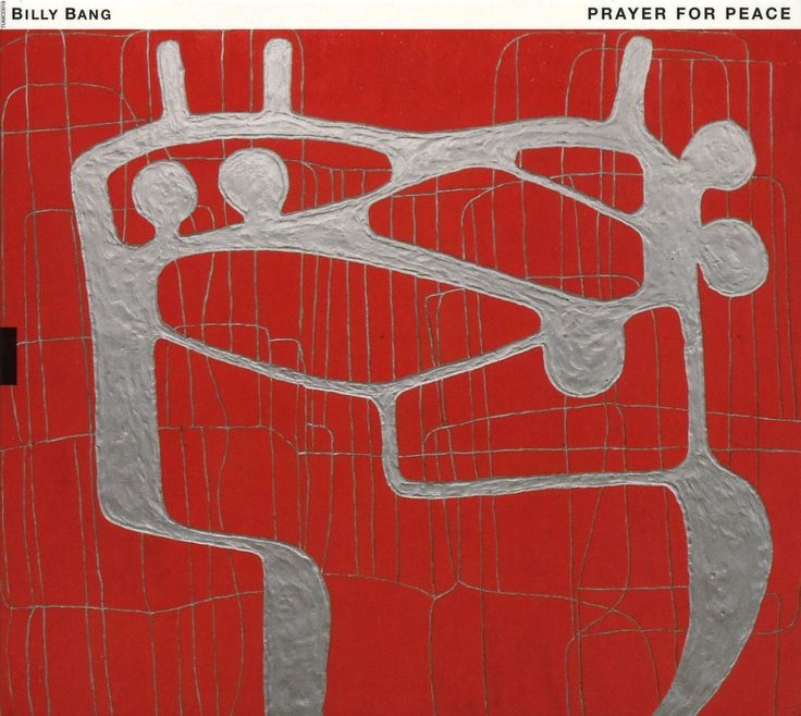 2007 Billy Bang - Prayer For Peace [TUM Records TUMCD018] artwork: Marika Mäkelä #albumcover #Abstract #art #Jazz #music