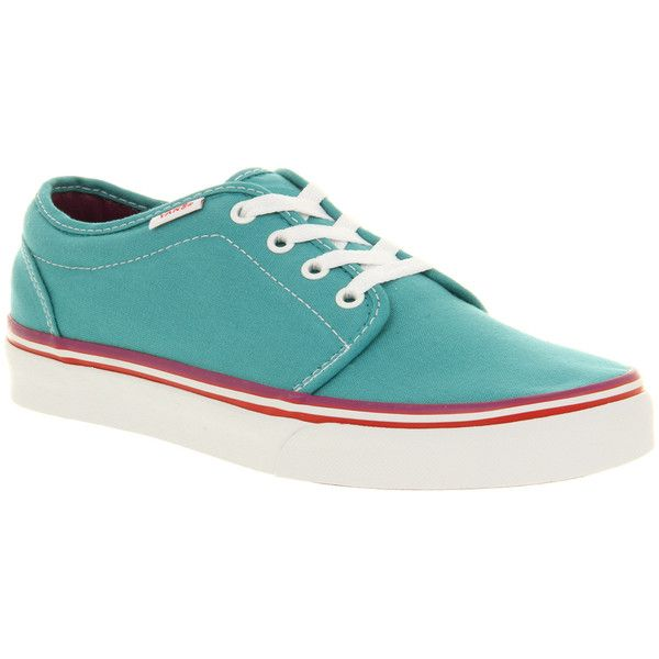Vans 106 Vulcanized ($17) ❤ liked on Polyvore featuring men's fashion, men's shoes, men's sneakers, shoes, sneakers, turqrdgrp smu, mens chukka sneakers, mens rock climbing shoes, men's low top sneakers and vans chukka low mens shoes