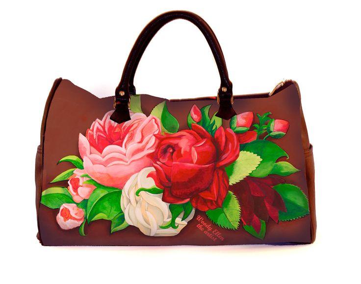 Woody Ellen - Red Paris Collection – Moxie Mama Wear