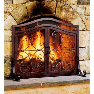 plow and hearth Fire Screens Pinterest