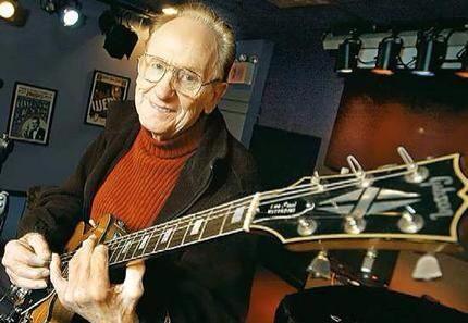 Les Paul, de nombre real Lester William Polsfuss fue el inventor de la grabacion multipista.