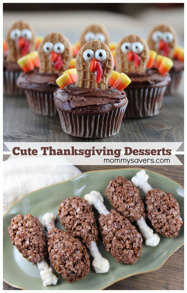 When it comes to holiday entertaining, food shouldn't just taste good… it should look good too! Here are some cute Thanksgiving desserts that will impress your friends and family. These ideas are frugal and easy to make.