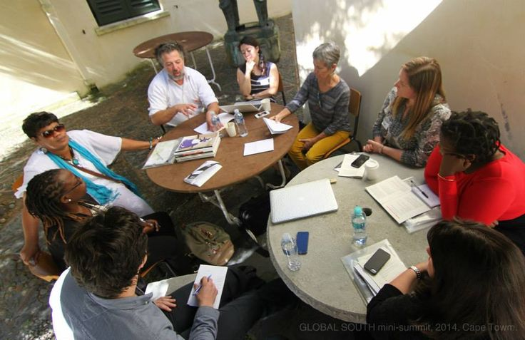 Global South Leaders (speakers & participatory delegates) participated in a series of roundtable discussions.
