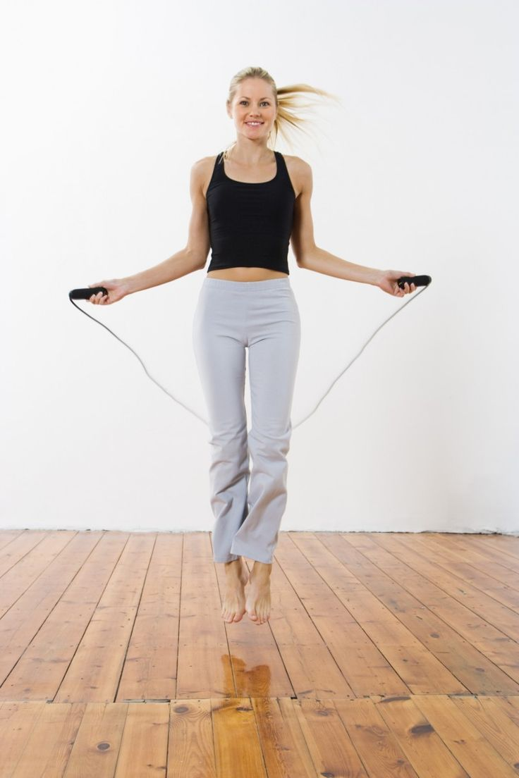 3 Benefits of Jump Rope Fitness