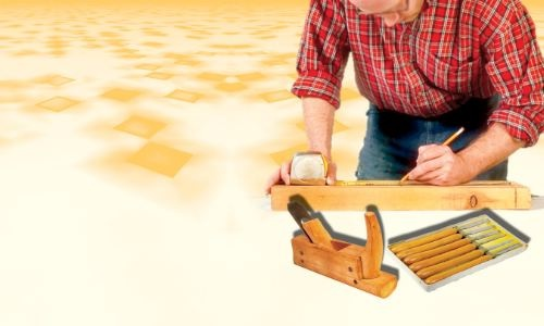 Carpenters also repair objects other than just building objects.    http://www.professorprint.com/full-color-business-cards/images/186/Carpentry