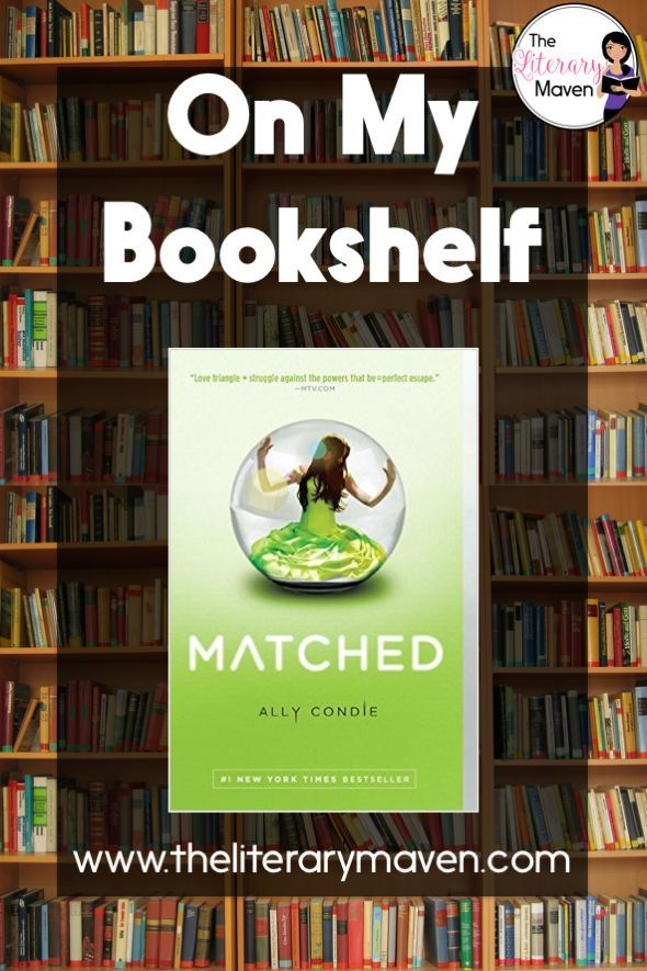 In Matched by Ally Condie, the Society has chosen a match for Cassia, but a technological malfunction makes her question if he really is her match. The novel has similar themes to The Giver by Lois Lowry and would be a great next read if you loved the Hunger Games series. Read on for more of my review and ideas for classroom application.