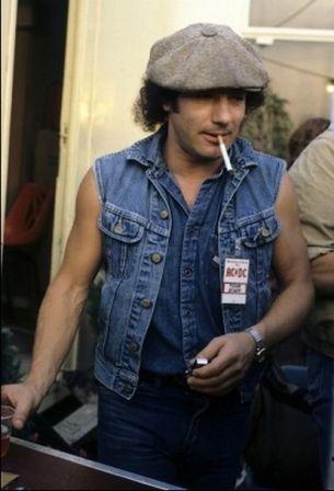 AC/DC Donington 1984
