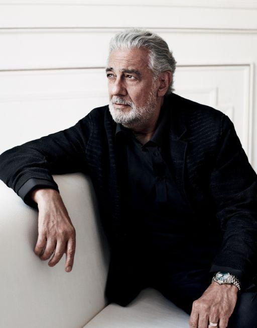 Plácido Domingo - Rolex and the Arts