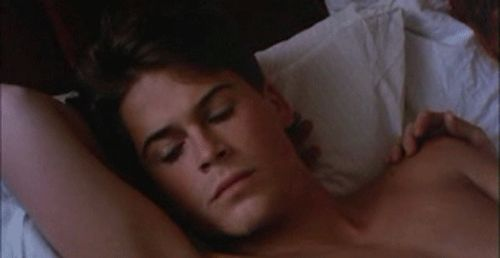 BONUS GIFS! | 27 Flawless And Perfect Photos Of Young Rob Lowe