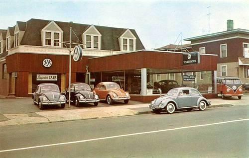 VW dealer, Meriden, CT